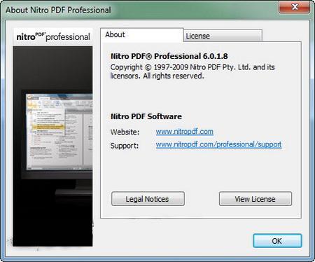 nitro pdf professional 6.0.1.8 gratuit